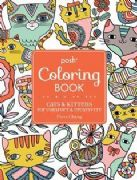 Posh Coloring Book: Cats & Kittens for Comfort & Creativity -  Flora Chang